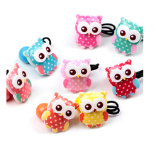 New Arrival Elastic headwear cute Owl Hair Bands hair accessories make you Beautiful used by women young girl and children
