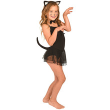 CHAMSGEND Halloween Cosplay Set Accessory Kitty Cat Costume Of Children Kid Baby Girl Baby Sets Sep20 Drop shipping