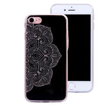 Buy AKABEILA Glitter Cases Covers For Apple iPhone 7 7G iphone7 A1660 A1778 iPhone7G 4.7 inch Back Covers Soft TPU Bags Coque for $3.85 in AliExpress store