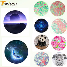 Van Gogh painting round pop finger Phone Holder Expanding ring holder for iPhone 7 6s plus 5s Samsung Xiaomi Redmi huawei nokia