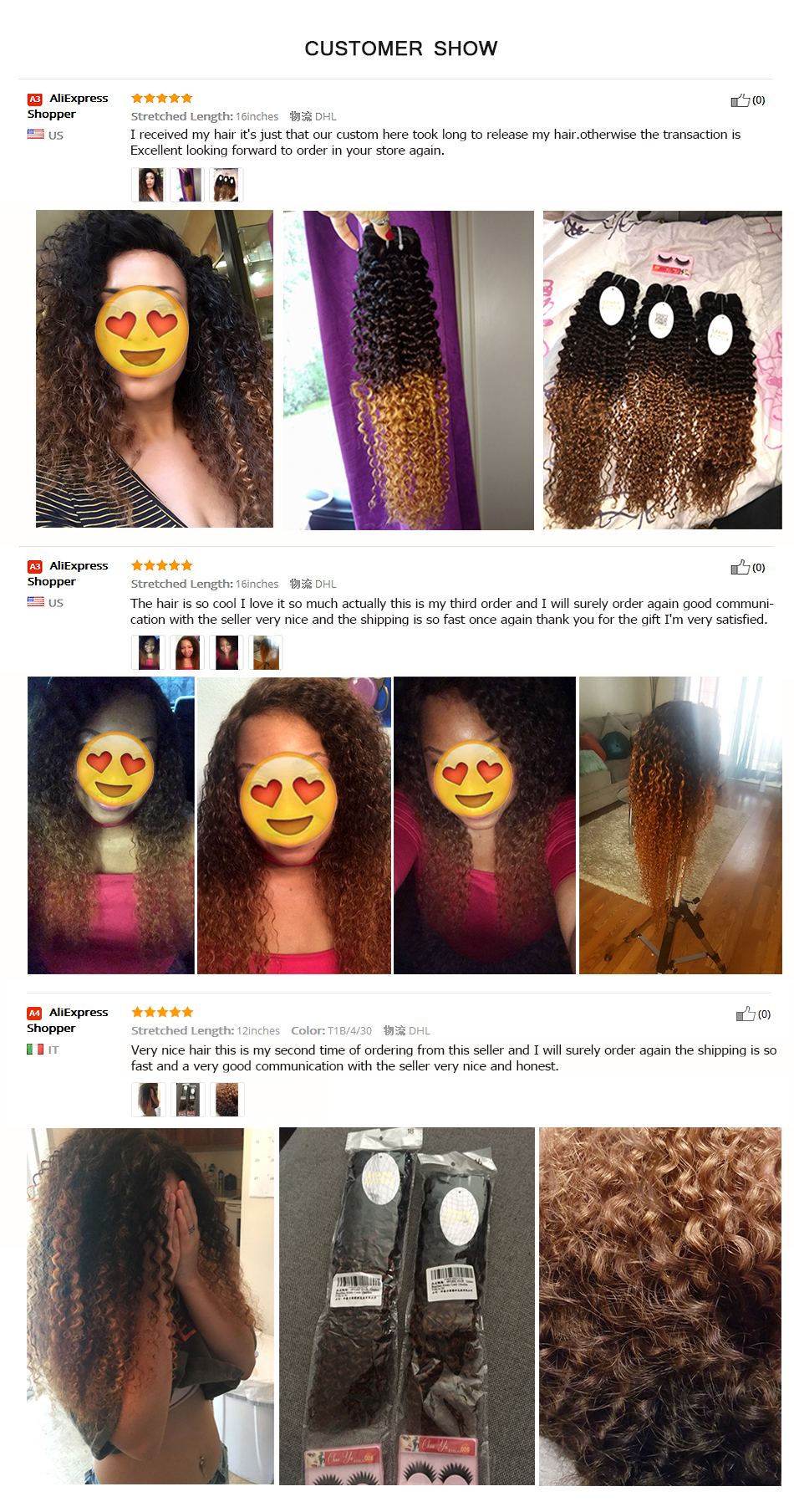 30 curly