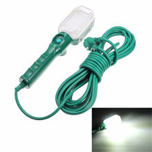 LED Car Work Repair Light with Hanging Hook Magnetic Base Auto Inspection Maintenance Lamp Garage Flashlight Emergency Lighting
