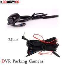 KOORINWOO HD CCD Car DVR camera Recorder Auto Rear View Camera Colorful Night Vision Back up Reversing Cam Parking Assistance