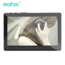 Mahid m715 8GB 5inch touch screen MP3 MP4 player digital media video TV output ebook reading game(China)