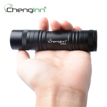 Chenglnn AAA Flashlight Outdoor Sports Single File Led Lights Torch Portable Light RoHs CE Hunting Equipment CH13 Free Shipping(China)