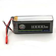 Buy MOS RC Lipo Battery 18.5v 5S 25C 10000mAh RC Aircraft Drones Car Boat Helicopter Quadcopter Airplane Li-ion Battery 5S for $106.24 in AliExpress store
