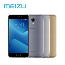 "Original Meizu M5 Note 32GB 3GB Mobile Phone Android Helio P10 Octa Core 5.5"" 13MP Fingerprint 4000mAh Cellular M621Q"