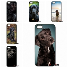 Cool Cute Labrador Black Dog Puppy Hard Phone Cover For Motorola Moto E E2 E3 G G2 G3 G4 PLUS X2 Play Style Blackberry Q10 Z10