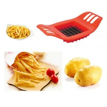 Potato Cutter French Fry Fries Cutter Peeler Potato Chip Cutter Vegetable Slicer Cooking Tools PTSP(China)
