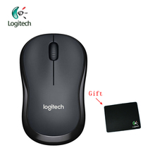 Logitech M220 Wireless Gaming Mouse with Battery Optical Ergonomic PC Mouse for Mac OS/Window Support Office Test + Free Gift