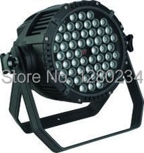 outdoor led par 64 rgb 54pcs*3W waterproof led par can light led wash stage lighting
