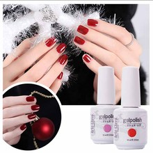 Cosmetic Arte Clavo Any 1 color UV Gel Nail Art Paint UV Gel Polish Soak Off Wholesale Nail Supplies Lacquer UV