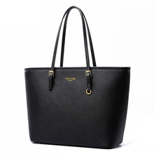 DORIA DORE Large Capacity Luxury Women Handbags michaeled Bags Same Style Brand Leather Tote Bags Large Capacity Bags sac a main(China)