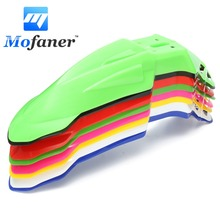 Universal Plastic Motorcycle Front Mud For Fender For  for Honda CRF150 230F XR125 ABS Plastic