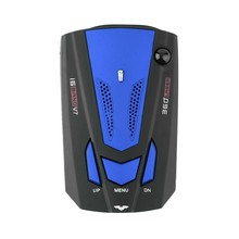 V7 Cobra Car Radar Detector Display Radar Laser Speed Detector With English Russian Voice Support X K KU KA CAR DVD Player radio