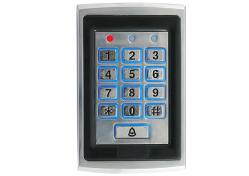 FC-898E   Free shipping   Wholesale Brand New RFID Keypad Metal RFID Door Access Control System + Electric Door Drop Bolt Lock I<br>