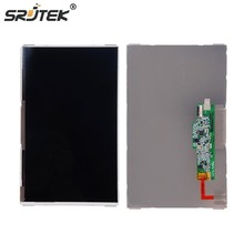 Srjtek For Samsung Galaxy Tab 3 7.0 T210 T211 New LCD Display Panel Screen Monitor Repair Replacement