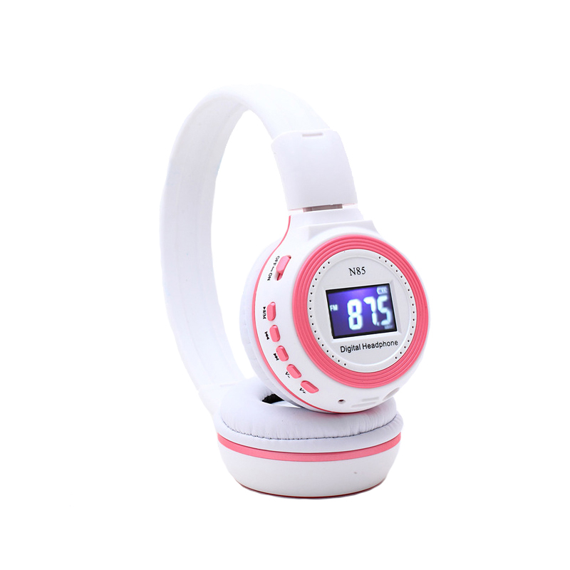 Zealot Wireless Headset Stereo Headphones with Radio Display TF Card MP3 Player Fone de Ouvido Koptelefoon Auriculares Audifonos<br><br>Aliexpress