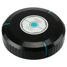 2017 brand new arrival! New 9 inch Touchless IRobotic Intelligent Automatic Vacuum Cleaner PRO Black