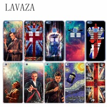 Doctor Who Union Jack Tardis Hard Case for Huawei P10 P9 P8 Lite Plus P7 P6 G7 Honor 8 Lite 4X 4C 7 6 COVER