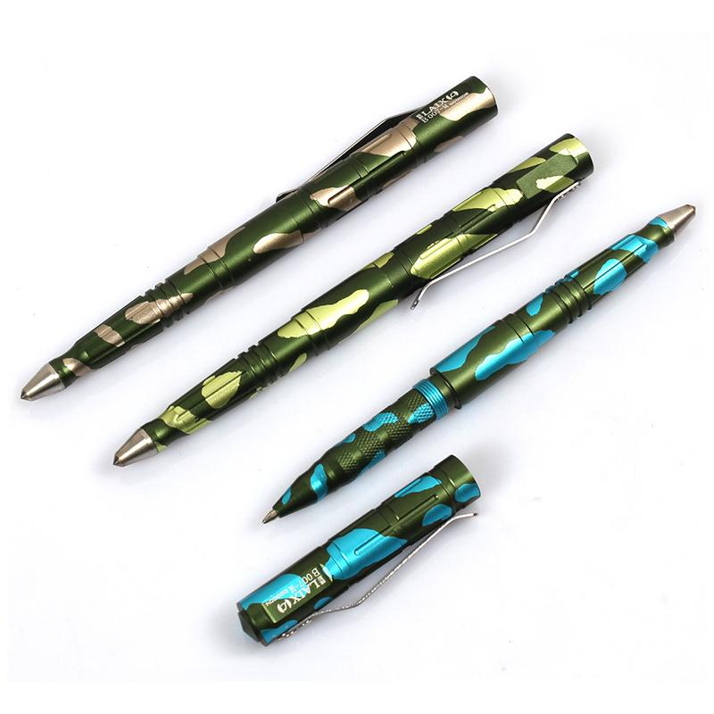New 2015 LAIX Camouflage Tactical Pen Outdoors Survival Tool With Tungsten Steel Pen Tip Self Defense Pen<br><br>Aliexpress