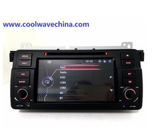 2din 2 din radio wince  For BMW E46 M3(1998-2006) with Bluetooth Phonelink BT 1080P Ipod Map