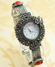 High Quality Vintage Never tanish Butterfly Watch Women Lady Crystal Dress Quartz Wrist Watch PB-10