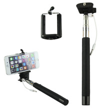 Buy Worth buying monopod selfie stick cheap-original selfie stick extendable folding selfie stick IOS Android system for $3.84 in AliExpress store