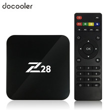 Z28 2G/16G Android 7.1 TV BOX RK3328 Quad core 2.4GHz WiFi H.265 4K Miracast DLNA Set Top Box Smart HD Media Player