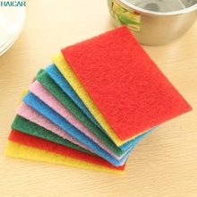 10X Magic Sponge Eraser Cleaning Towel Wash Cloth Kitchen Dish Foam Pads Cleaner Levert Dropship 23mar13