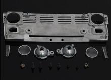 Metal front intake  face for 1/10 scale RC RC4WD TF2 Tamiya hilux