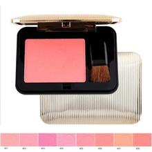 1Pc Baked blusher Soft Smooth Makeup Face Color Makeup Blush Contour Powder Palette Y2