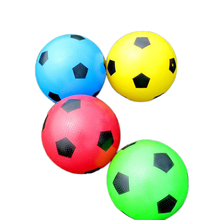 Outdoor Ocean Ball Toy Balls Children's Doll Football Inflatable To Promote Baby's Fitness Bouncing Ball Soft Juggle Rubber Ball