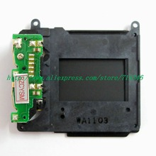 90%NEW Shutter Assembly Group for Canon EOS 350D 400D Rebel XTi Kiss X 20D 30D Digital Camera Repair Part(China)