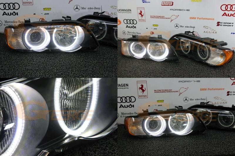 smd led angel eyes BMW For E53 X5(99-04)(7)