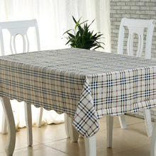 Pvc table cloth waterproof disposable plastic dining table cloth coffee table mat placemat oil rustic Roundtable square table