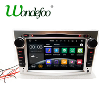 For Vauxhall Opel Astra H G J Vectra Antara Zafira Corsa Android 7.1 Car DVD player Quad core RAM 2G/1G Radio 2 DIN stereo GPS(China)
