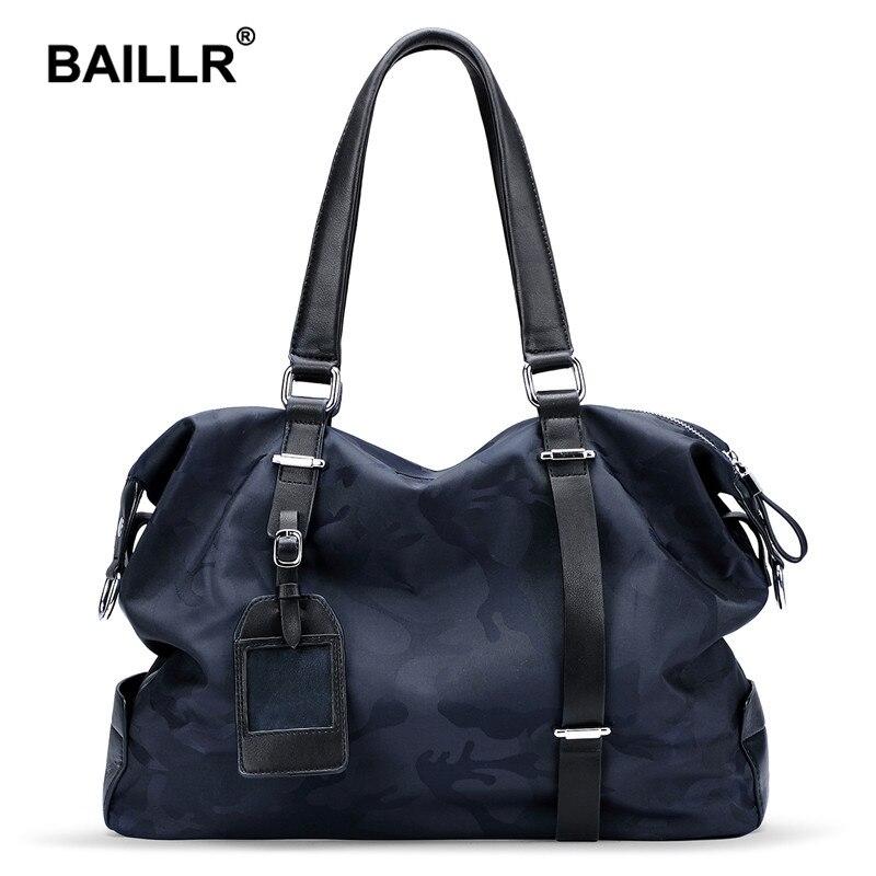 Brand Nylon Men Casual Handbag Fashion Camouflage Crossbody Bag Men Shoulder Bag Travel Bags<br>