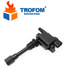 Ignition Coil For Mazda Protege 323 Premacy FFY1-18-100 FP85-18-100C FP85-15100-C9U FP8515100C9U FP85-18-100B FPY1-18-100 UF-407(China)