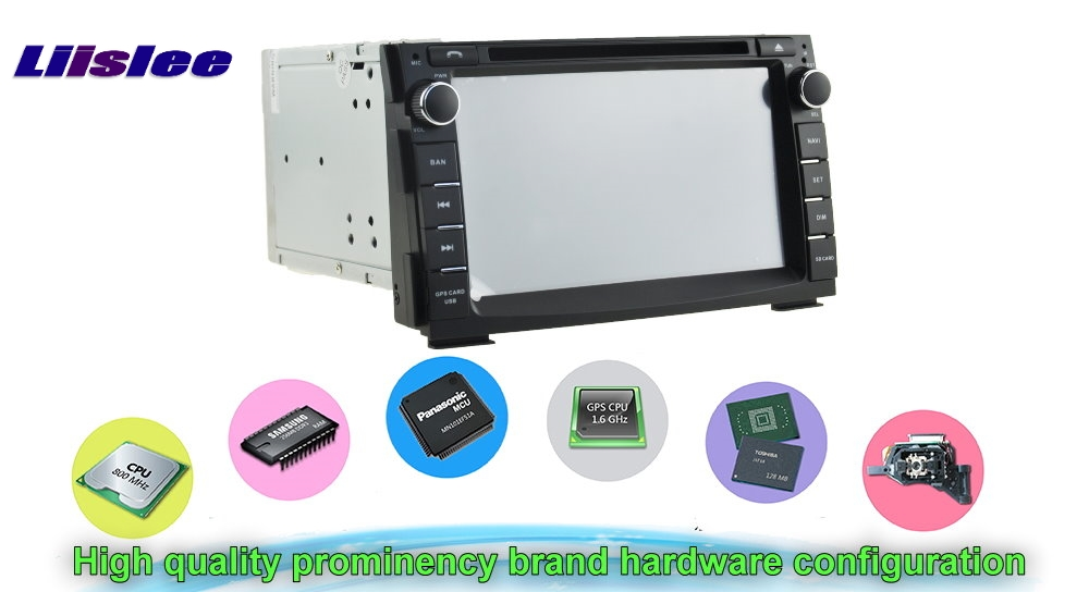 For KIA CEED Car Multimedia TV DVD GPS Radio Original Style Navigation Android Advanced Navi Hardware configuration