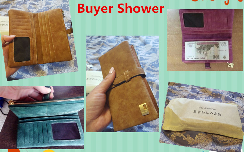Wallet purse for men women cow Leather Card Cases bifold Holder bag Off-White z521