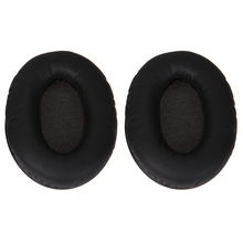 1 pair Soft Replacement Earpads Headband Cushion Black Earpads For Monster Beats By Dr.Dre Studio Headphones Ear Pads