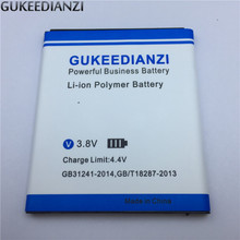 GUKEEDIANZI BAT-7200M 1950mAh Mobile Phone Replacement Battery For SKY Pantech Vega Racer 2 IM-A830S A830S A830K A830L A830KE(China)