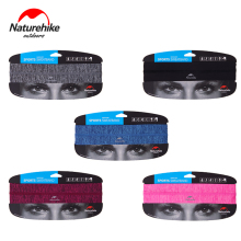 Naturehike Outdoor Sweat bands Unisex Sweatband Head band Anti-Slip Fitness Running Basketball Yoga Sport Workout Headbands