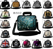 "Many Design 11.6"" 12"" 12.1"" Laptop Shoulder Bag Case Pouch+ Handle Computer PC Cover For HP /DELL /Acer /ASUS/ APPLE(China)"