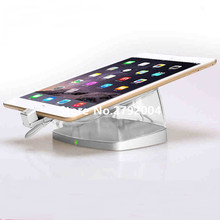Buy Tablet security alarm Ipad display stand andriod anti theft holder charging apple mount devices retail phone shop sales for $26.00 in AliExpress store