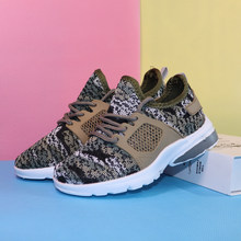 Students school shoes boys sneakers Fabric casual shoes girls lace up  breathable traveling shoes big kids footwear protect feet 55e58acffa6e