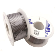 0.8mm Soldering iron solder solder wire 50g Soldering High Quality 63/37 Tin Lead Flux  for Welder Iron Wire Reel