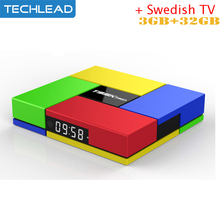 T95K Pro Smart IPTV set top box 3GB 32GB with French Spanish Portuguese TV program Arabic Europe channels sweden Dutch apk code