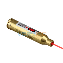 Bore Sighter 7mm REM MAG Cartridge Red Laser Sight Boresighter New(China)